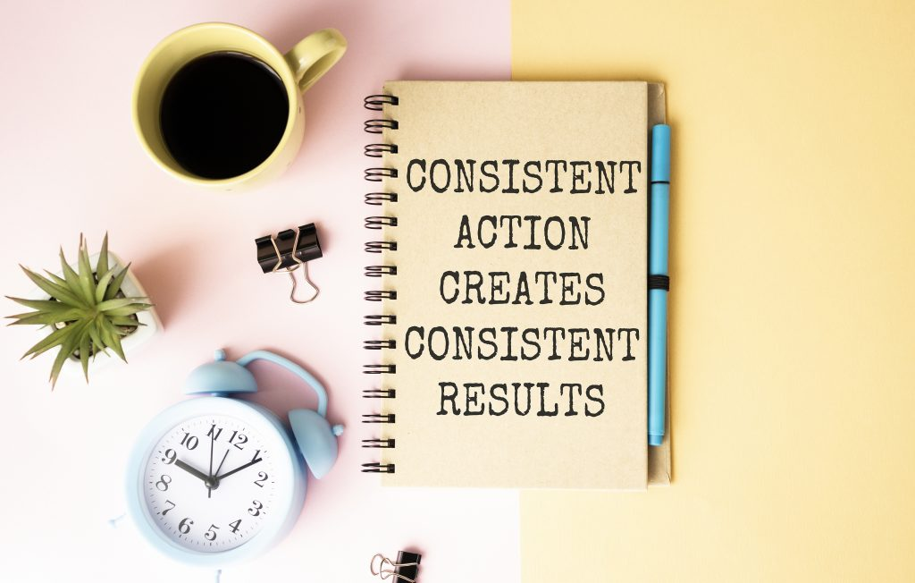 Million dollar practices take consistent action to create consistent results